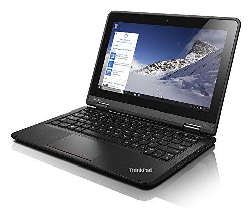 """Lenovo Thinkpad Yoga 11E (3rd Gen) 11.6"""" Touchscreen Convertible Ultrabook"""