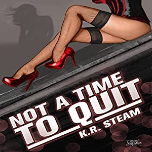 Not a Time to Quit Audiobook