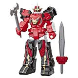 """Power Rangers Beast Morphers Beast Racer Zord 10""""-Scale Action Figure Toy from TV Show"""