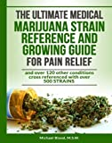 The ULTIMATE Medical MARIJUANA STRAIN REFERENCE and GROWING GUIDE for PAIN Relie