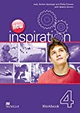 NEW INSPIRATION 4 Wb - 9780230412576