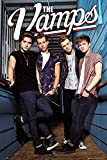 GB eye The Vamps Standing Maxi Poster, Multi-Colour