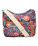 Lily Bloom Kathryn Hobo Bag (ELECTRIC FLORAL)