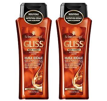 Schwarzkopf Gliss Shampoo Für Sehr Trockene Haare öl Ideal Marula