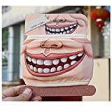GOOTRADES 2 Pack 3D Funny Anti Dust Warm Cotton