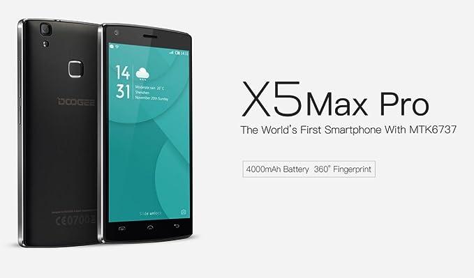 Doogee X5 Max Pro Smartphone 4G.: Amazon.es: Electrónica