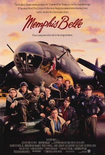 Memphis Belle 27x40 Movie Poster