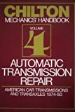 Chilton's Mechanics Handbook, Chilton Automotive Editorial Staff, 0801970601
