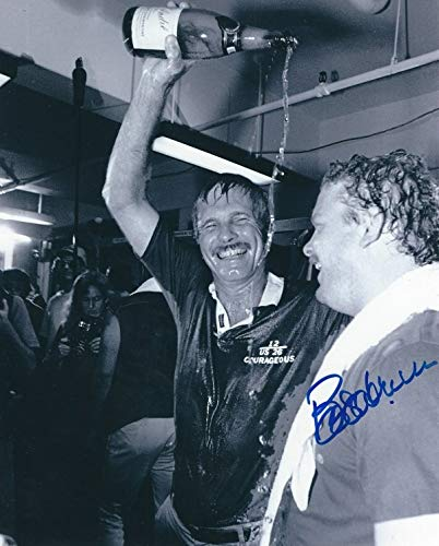 - Autographed Signed Bob Horner 8x10 Atlanta Braves Photo - Certified Authentic