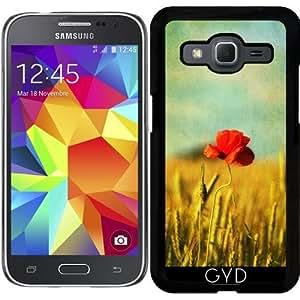 Funda para Samsung Galaxy Core Prime (SM-G360) - Solo De La Amapola by LoRo-Design
