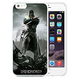 Dishonored 2012 Hd (2) Silicone TPU iPhone 6plus 5.5 Inch Protective Phone Case