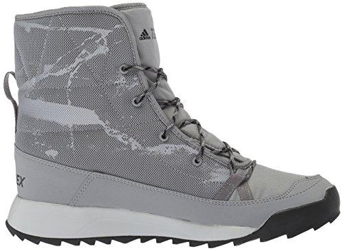 Adidas Outdoor Donna Terrex Coleah Imbottita Cp Walking Shoe Grigio Due / Grigio Tre / Gesso Bianco - Riflettente