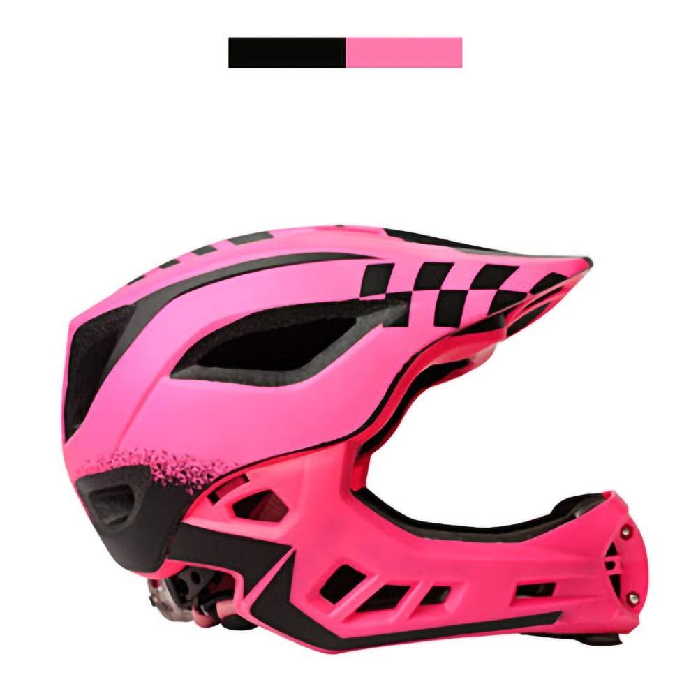 サイクリングスケートスキー用の子供用ヘルメットスポーツ保護具510歳のお子様用(5058cm) (Color : Parttern-10)   B07R5CWZ7H