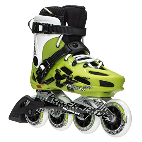 Rollerblade Maxxum 84 Performance Skate with 84mm Wheels ...