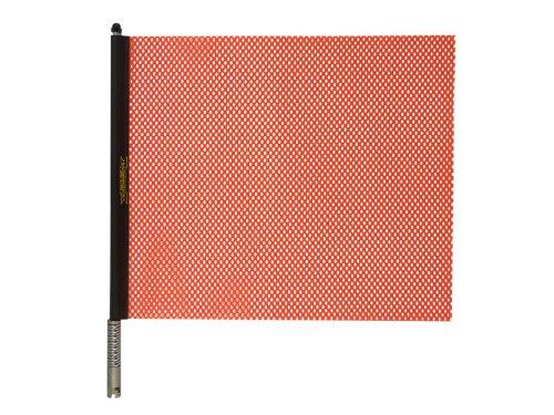 Oversize Warning Products - Quickmount Warning Flag Orange