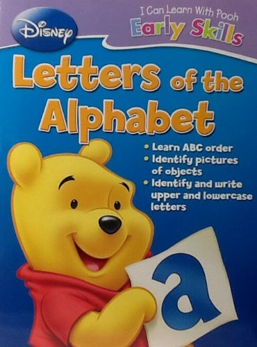 Movies That Start With The Letter X (Disney I Can Learn With Pooh Early Basic Skills ~ Letters of The Alphabet)