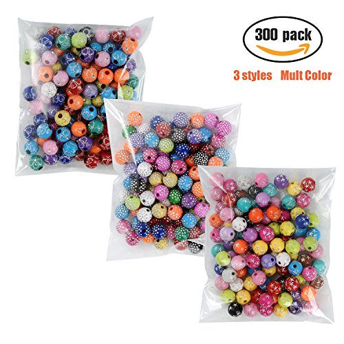 plastic beads for jewelry making - 2