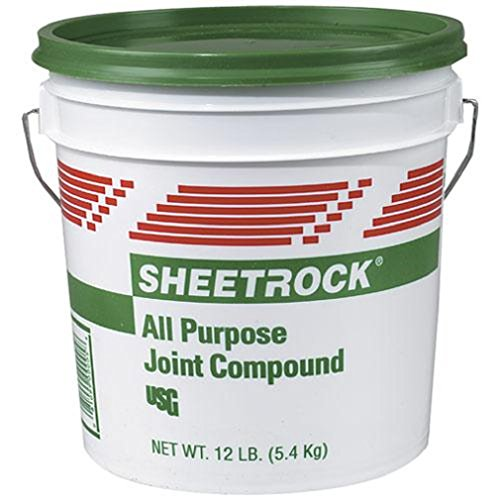 Sheetrock All Purpose Joint Compound Ready-Mixed 12 Lb (Joint Sheetrock Compound)