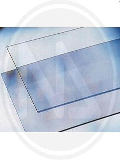 Cristal sintético transparente de Markus Maurer 500 x 1250 mm grosor 4 mm