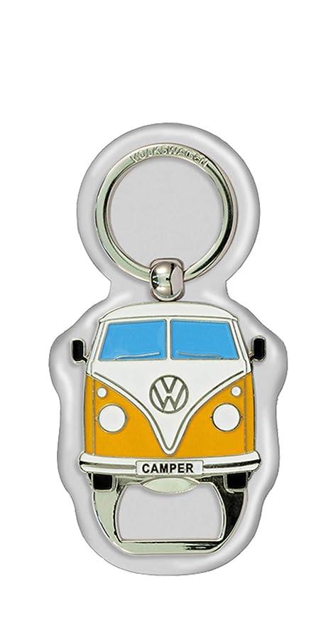 VW T1 Bus Llavero/Abrebotellas - Amarillo: Amazon.es: Hogar