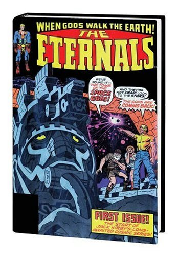 Download The Eternals Omnibus ebook