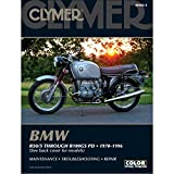 Clymer Repair Manual for BMW R-Series 70-96