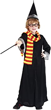 [Disfraz infantil] Joven Harry Potter Disfraz Noche Traje Halloween ...