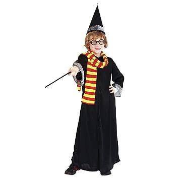 Disfraz infantil] Joven Harry Potter Disfraz Noche Traje Halloween ...