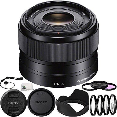 51q4t3iAsaL - Sony SEL35F18 35mm f/1.8 Prime Fixed Lens