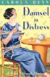 Front cover for the book Damsel in Distress by Carola Dunn