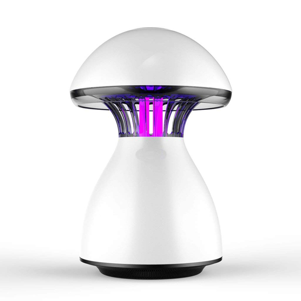 White Insect Killer Light, Intelligent Light Control Efficient Insect Repellent color Optional Mosquito Lamp