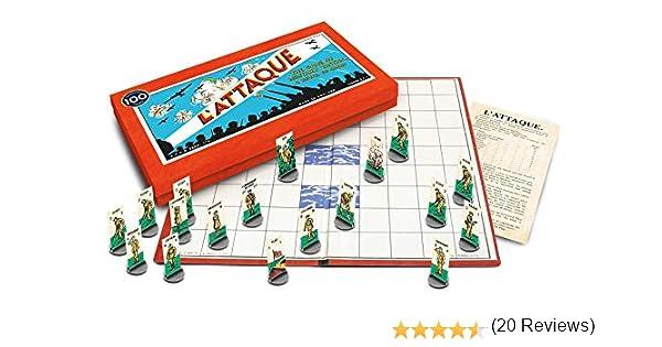 Gibsons LAttaque Juego: Amazon.es: Juguetes y juegos