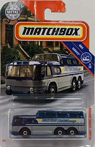 Matchbox '55 GMC Scenic Cruiser 8/20