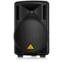 """Active 200-Watt 2-Way PA Speaker, 10"""" Woofer and 1.35"""" Compression Driver"""