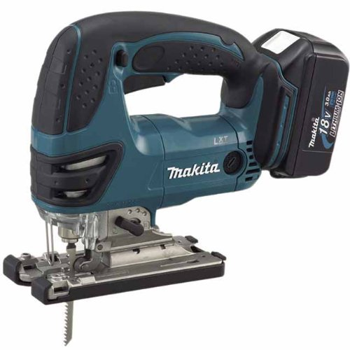 Makita BJV180 18-Volt LXT Lithium-Ion Cordless Jig Saw Kit Discontinued