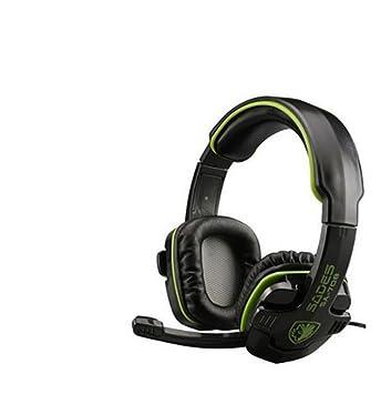 Amazon.com: SADES SA-708 Stereo Headset Gaming Headset With ...