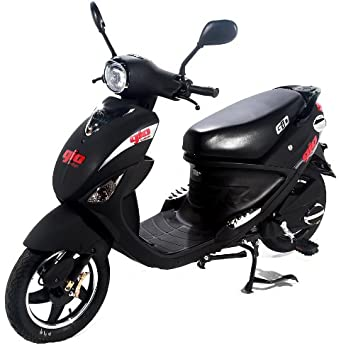 Amazon.com: Gio Italia 500 W Electric Scooter Ciclomotor ...