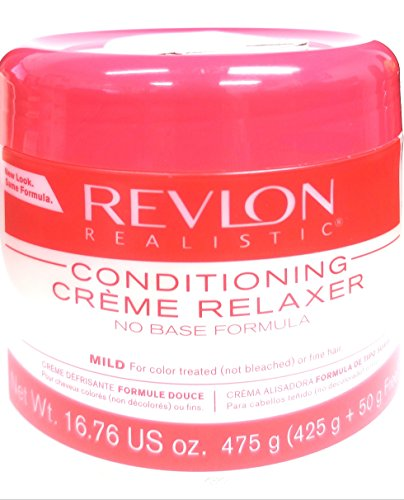 - Revlon Professional Conditioning Cream Relaxer 15oz- Mild