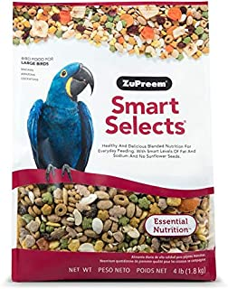 product image for Zupreem Smart Selects For Macaws, 4 Lb