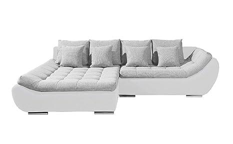 Amazon.com: EQsalon Mero Modern Curved Corner Sleeper ...