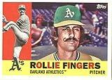 2017 Topps Archives Baseball #59 Rollie Fingers Athletics