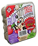 C and S Products Fruit n' Nut Treat, 12-Piece, My Pet Supplies