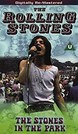 The Rolling Stones - The Stones in the Park [VHS][1969