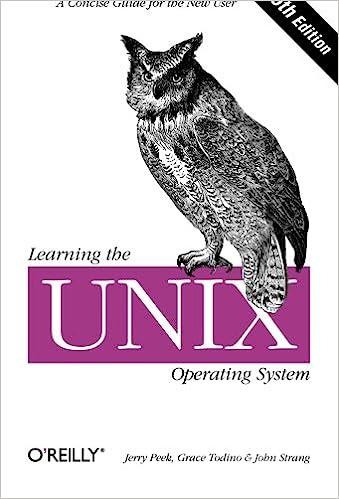 Guide unix pdf user