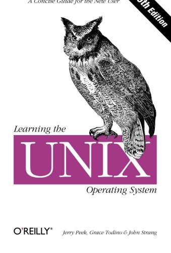 Learning the UNIX Operating System, Fifth Edition by O'Reilly Media