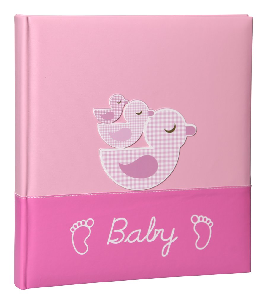 Baby Duck Kinderalbum 29x32 cm 60 Seiten Babyalbum Foto Album: Farbe: Blau KPH