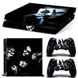 Funny Joker Arkham City PS4 Skins Sticker Vinly Decal Cover for Sony PS4 PlayStation 4 Console and Controller