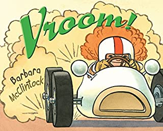 Book Cover: Vroom!