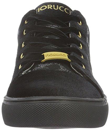 Fiorucci Fdah040 - Zapatillas Mujer Negro - negro