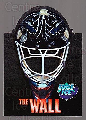 Eldon Wall - (CI) Eldon Reddick Hockey Card 1996 Collectors Edge Ice The Wall 5 Eldon Reddick